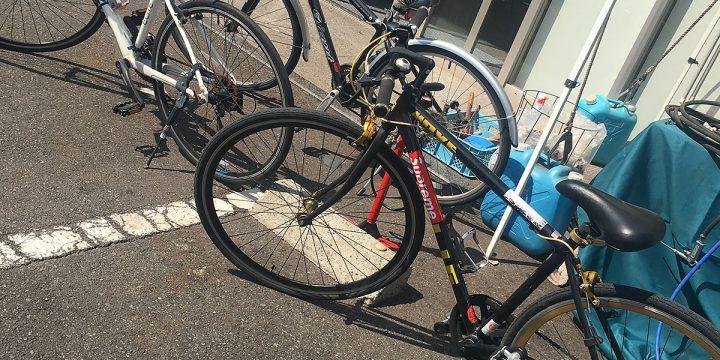 自転車3台