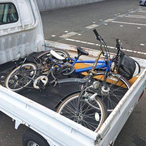 折りたたみ自転車 出張買取
