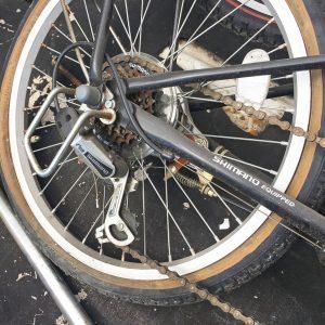 シマノ自転車 出張買取