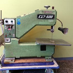 ワイエス工機 コンターマシン CUT-500 バンドソー
