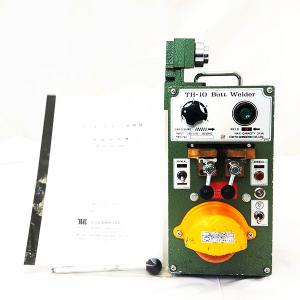 東京新電機 TOKYO SHINDENKI アプセットバット溶接機 Butt Welder TH-10