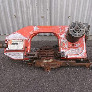 Asada アサダ バンドソー 170 チェンバイス式 100V