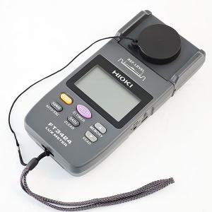 HIOKI 日置電機 LED照明対応 照度計 ルクスメーター LUX METER FT3424