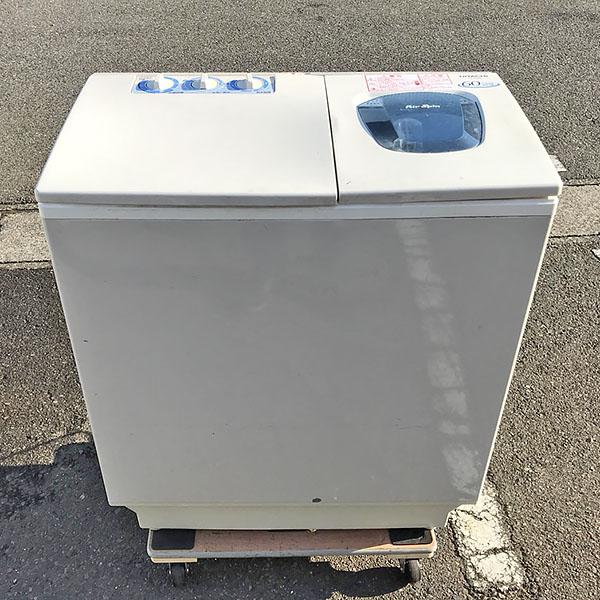二層式洗濯機 買取