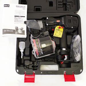 MAX マックス 釘打機 スーパーネイラ HN-90N4(D)