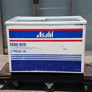 SANDEN サンデン 冷水ショーケース SBW-50X