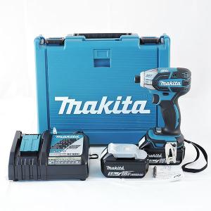 makita マキタ 充電式 ソフトインパクトドライバ TS141DRTX