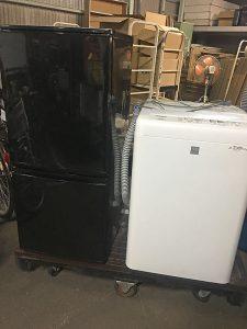 福山市冷蔵庫洗濯機出張買取