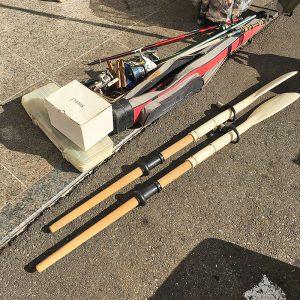 リョービボートエース出張買取釣具