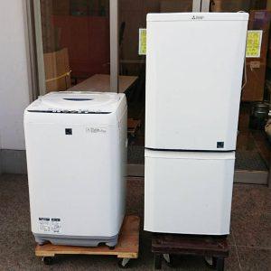 今津町出張買取冷蔵庫洗濯機1