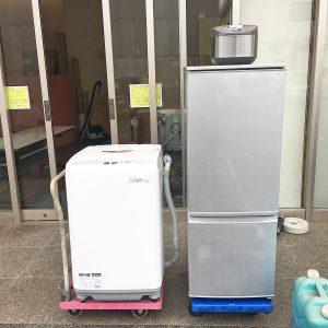 福山市南手城町出張買取冷蔵庫洗濯機炊飯器_1