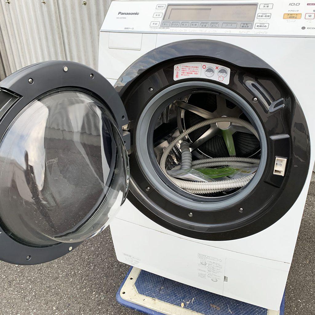 福山市出張買取ドラム式洗濯機
